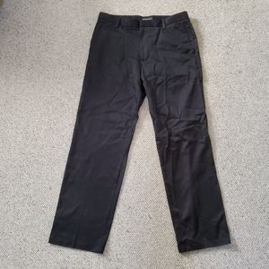 Dockers Straight Fit Black Pants